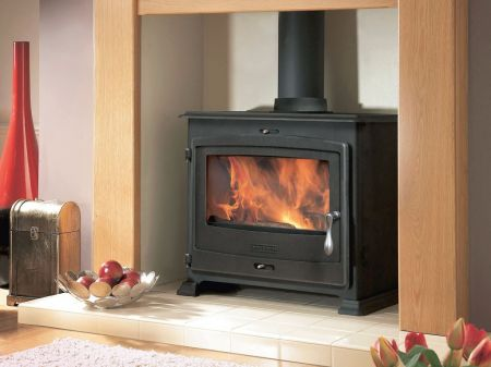 Portway 3 Traditional - Wood Stove